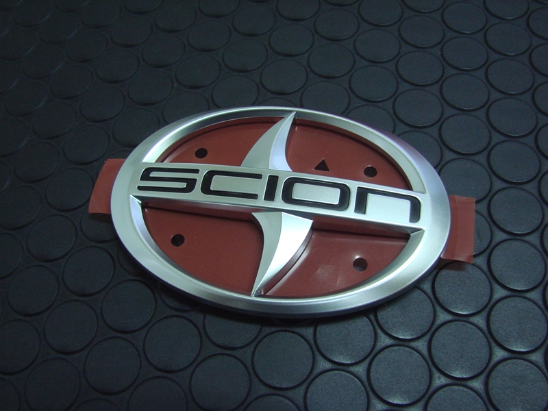 FR-S REAR SCION MARK(単品)