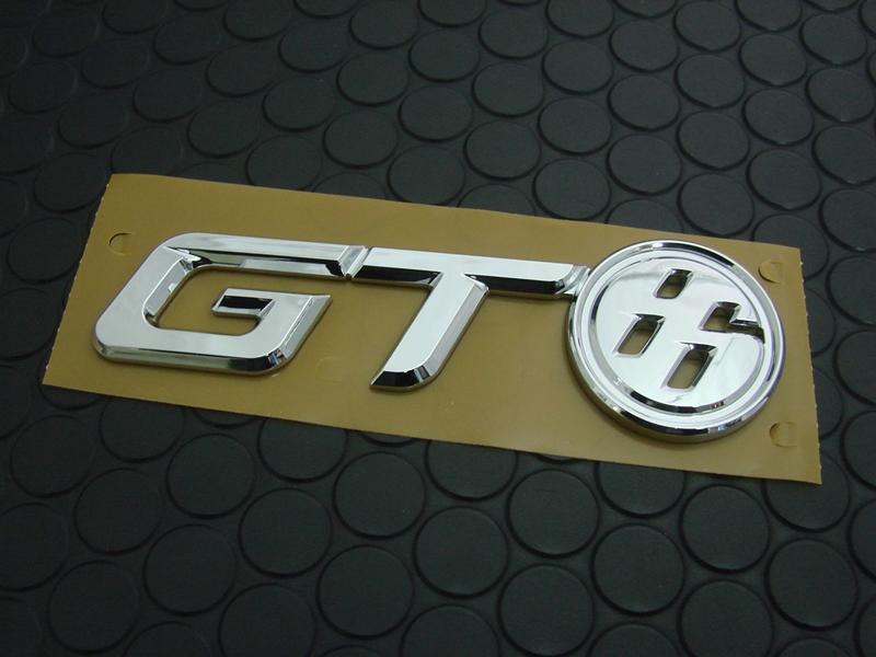 GT86 EMBLEM