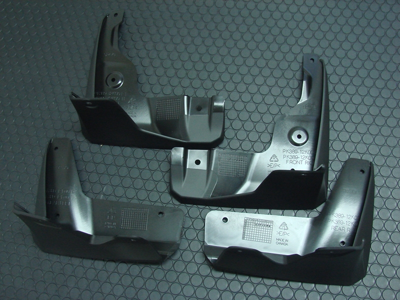 MUD GUARD SET