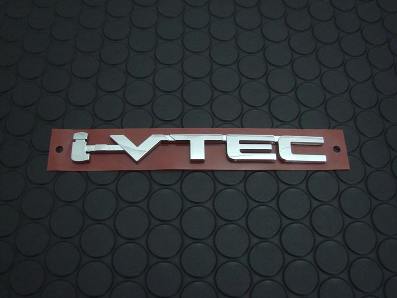i-VTEC EMBLEM