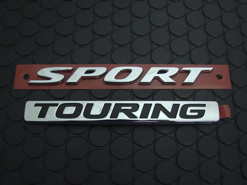 SPORT TOURING EMBLEM