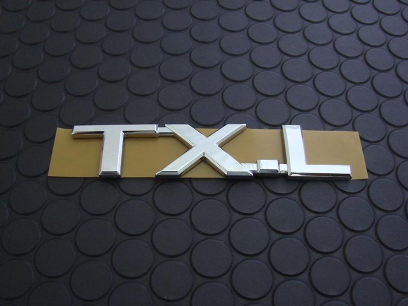 TX-L EMBLEM