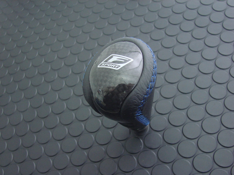 F-SPORT SHIFT KNOB(AT)