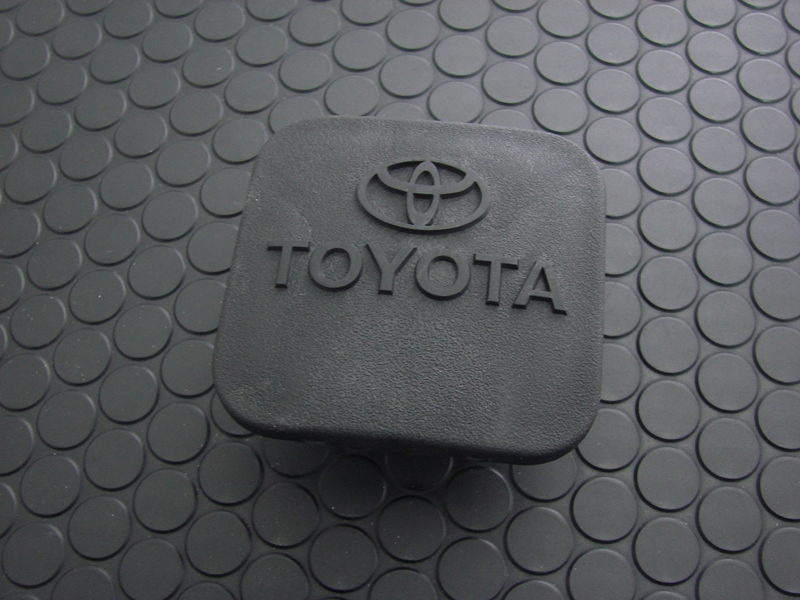 TOYOTA HITCH RECEIVER COVER