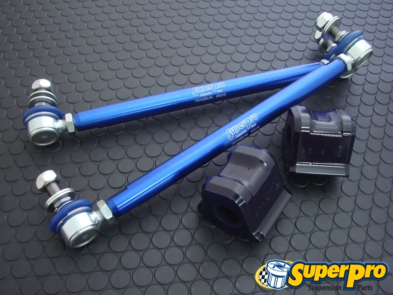 STABILIZER LINK & BUSH SET