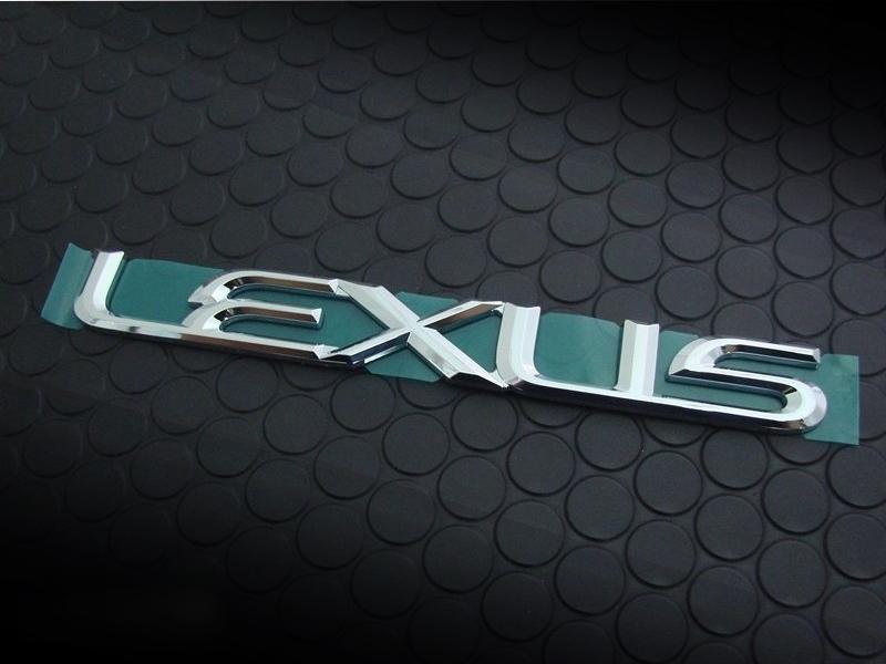LEXUS EMBLEM(単品)