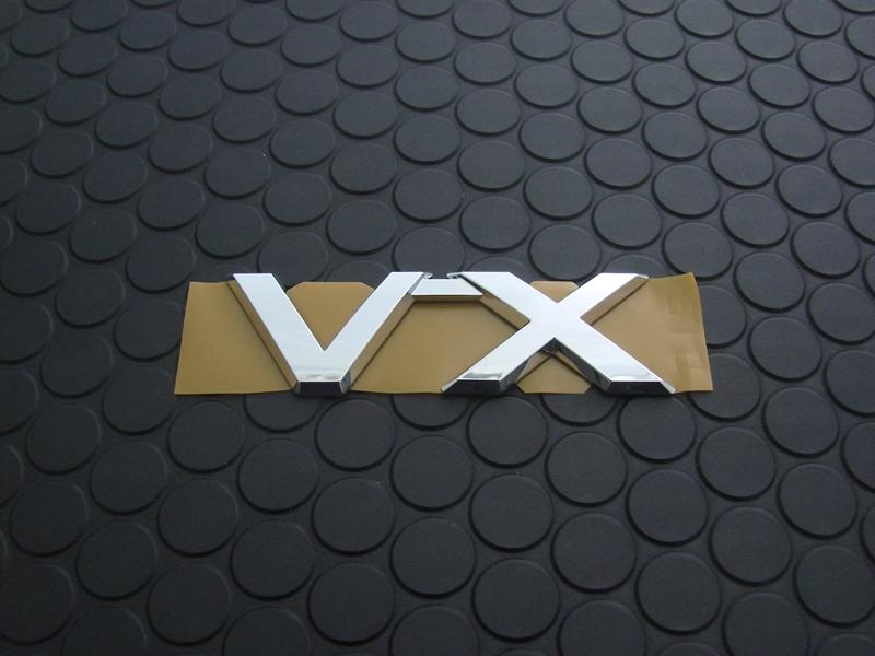 VX EMBLEM