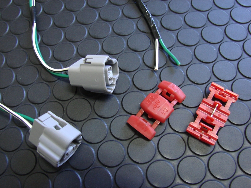 FRONT SIDE MARKER HARNESS