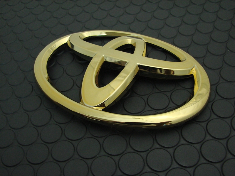 GOLD FRONT(T)MARK ※B級品