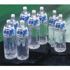スーパー保存水 1.5リットル