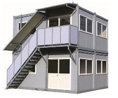 L54型 2連棟2階建て
