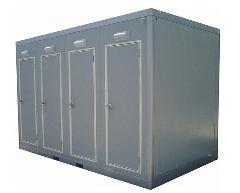 S1-55型シャワー室 屋外用