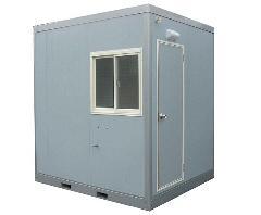 S0-8型水洗式 洋式 屋外トイレユニット