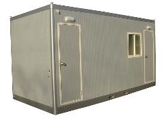 S2-3型水洗式 洋式 屋外トイレユニット