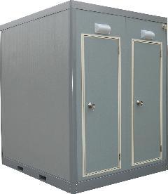S0-10型電動シャトレ 洋式 屋外用トイレユニット