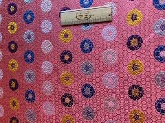 どんす 梅華紋【小】 ピンク