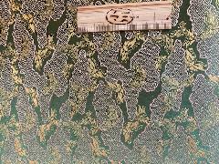 どんす 蝶に曇取り紋【もよぎ】