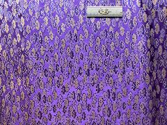 どんす 雲【紫】