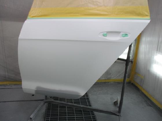 ワーゲン ゴルフワゴン リアドア ステップ 修理
