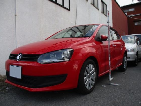 VW フォルクスワーゲン ポロ ドア サイドステップ