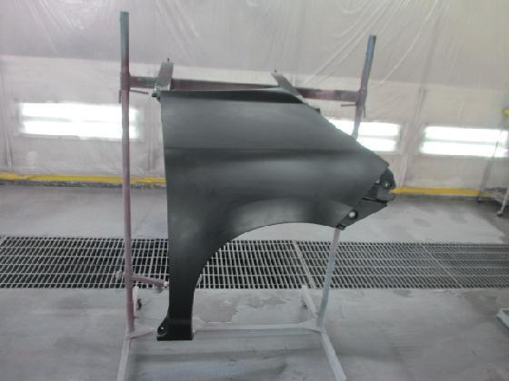 フェンダー塗装