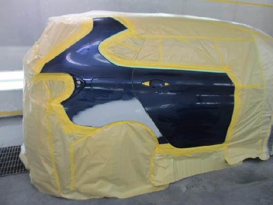 BMW 塗装 ペイント