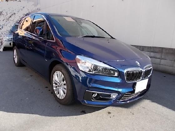 BMW 2シリーズ 完成 納車