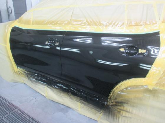 エクストレイル 塗装修理
