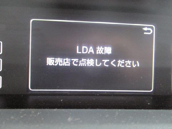 LDA故障