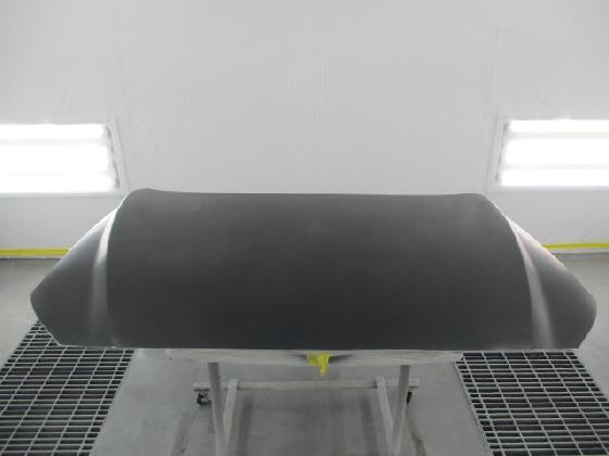 CX−3 ボンネット