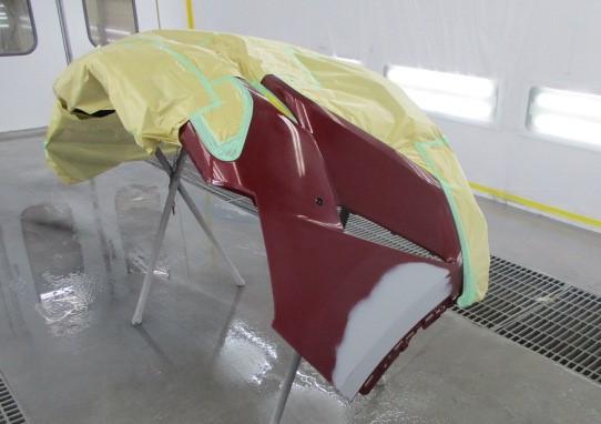 色番号 3T3の塗装