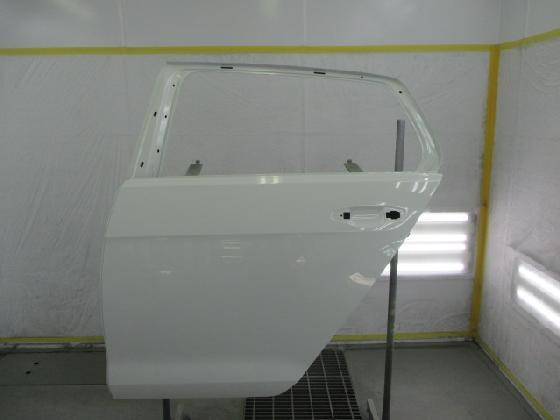 ゴルフR 板金塗装修理