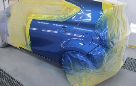 京都の事故修理は御池自動車へ