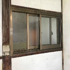 アルミサッシ窓取り替え 施工例