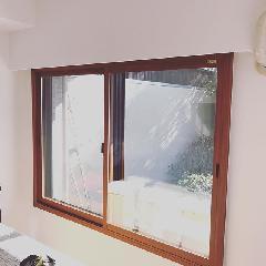 内窓二重サッシ取り付け 施工例