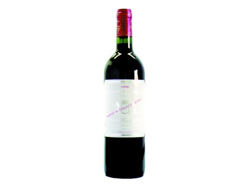 このマルゴー村のワイン、大人の味わい