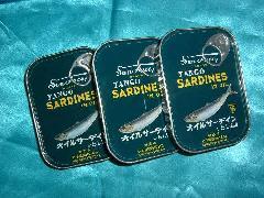 竹中缶詰オイルサーデン105g