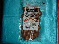 ロースト殻付きマカデミアナッツ454g