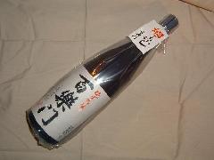 百楽門純米吟醸1,800ml