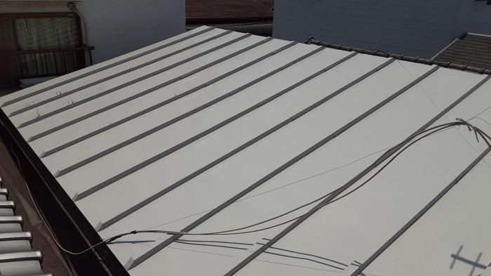 カワラボウ屋根塗装