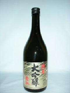 鷹取 純米大吟醸 720ml