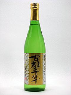 英勲 古都千年 純米吟醸 720ml 化粧箱入