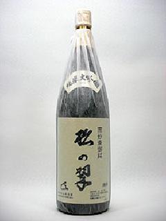 松の翠 純米大吟醸 M-4 1800ml 化粧箱入