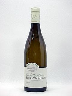 ドメーヌ・シュヴロ ブルゴーニュ・アリゴテ 2006 白 750ml