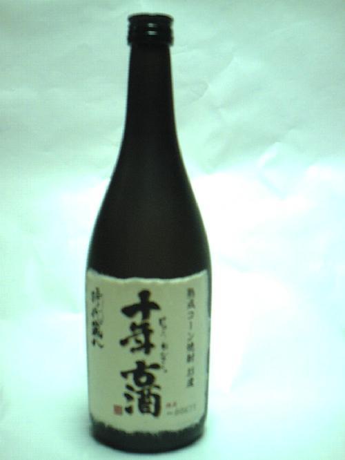 時代蔵八 熟成コーン焼酎35° 十年古酒720ml