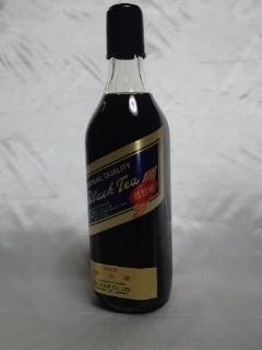 GSブラックティ 低糖 500ml