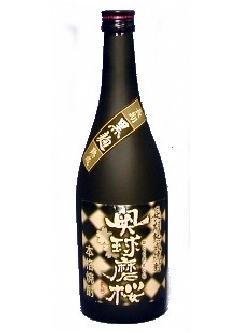 奥球磨桜−長期熟成米焼酎− 720ml