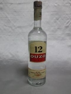 OUZO ウゾ12 700ml 並行品