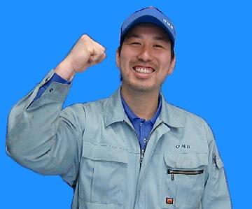 大木 博士(工事部長)
