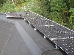 太陽光パネル+エコキュート+IHの施工例(千葉県船橋市)